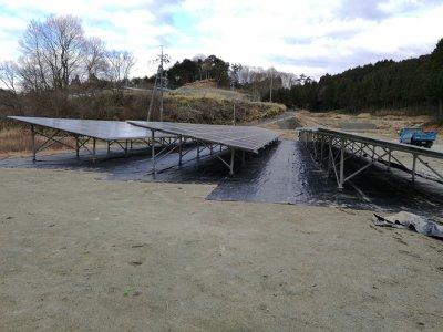 画像2: 産業用単結晶335W 300枚野立太陽光システム一式 100.5KW